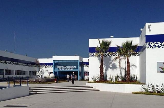 Hospital covid de Tehuacán se queda sin camas y oxígeno