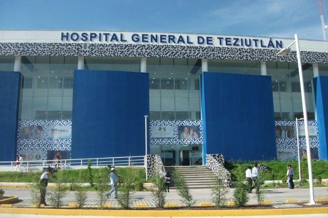 Colapsa Hospital General de Teziutlán por Covid-19