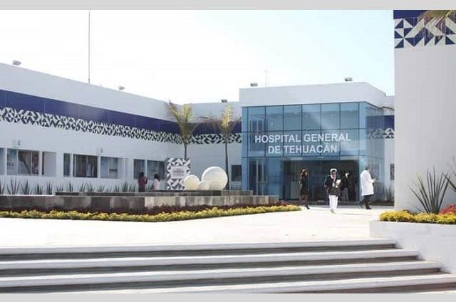Hospitales Covid de Tehuacán llegan al 80% de su capacidad