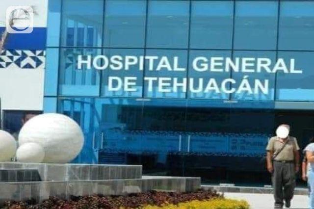 Entra adolescente de 15 años a Hospital de Tehuacán por Covid