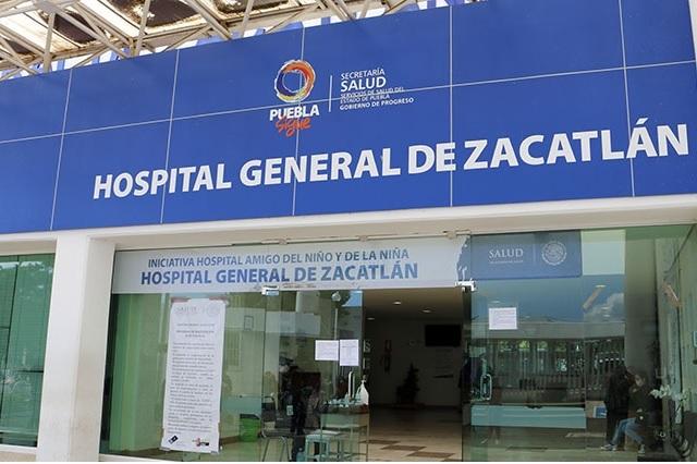 Comando armado irrumpe en hospital de Zacatlán