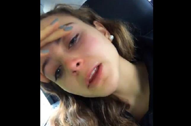 Video: A la niña fresa de Zara se le salió un haiga