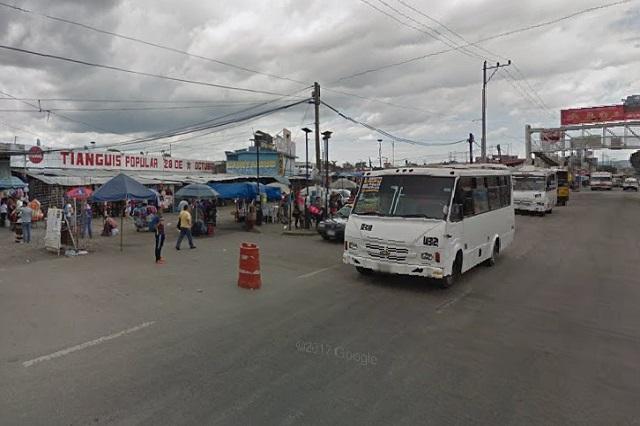UPVA: En vez de reubicarlo deben remodelar el mercado Hidalgo