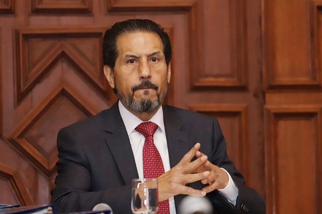 Confirma Barbosa denuncia contra hija del rector Esparza
