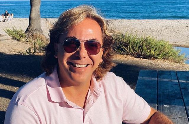Cristian Castro conmovido por el talento de su hija Rafaella