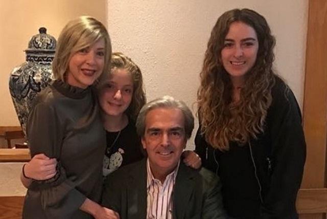 Lorenzo Lazo quiere la custodia de la hija de Edith González
