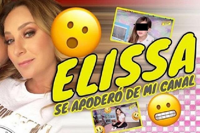 Hija de Gabriel Soto y Geraldine Bazán debuta como youtuber