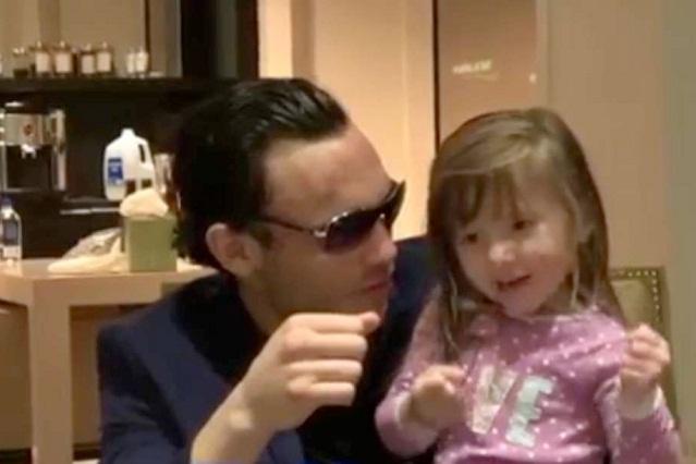 Te pegó el Canelo: el video viral de la hija de Julio César Chávez Jr.