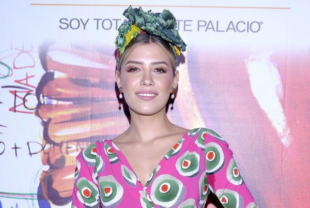 Stephanie Salas acompañó a su hija Michelle al festejo de Luis Miguel