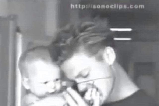 Aseguran que Luis Miguel sí vio a su hija cuando era bebé y muestran fotos