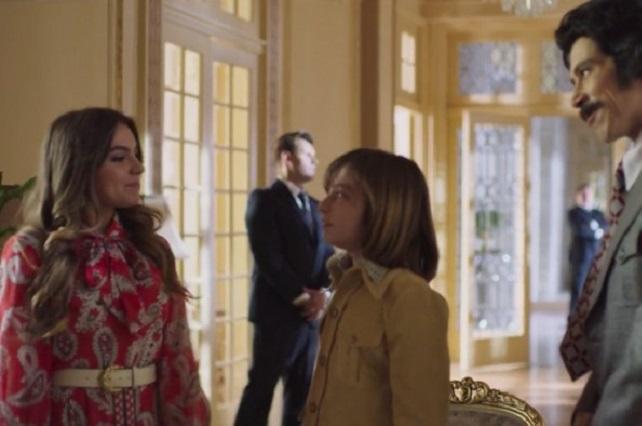 Mira cómo se ve hija de López Portillo a quien le cantó Luis Miguel en su boda