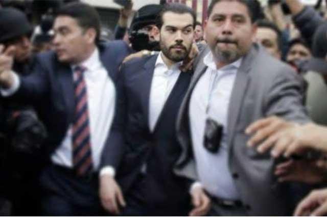 Un juez dicta auto de formal prisión en contra del hijo de Guillermo Padrés