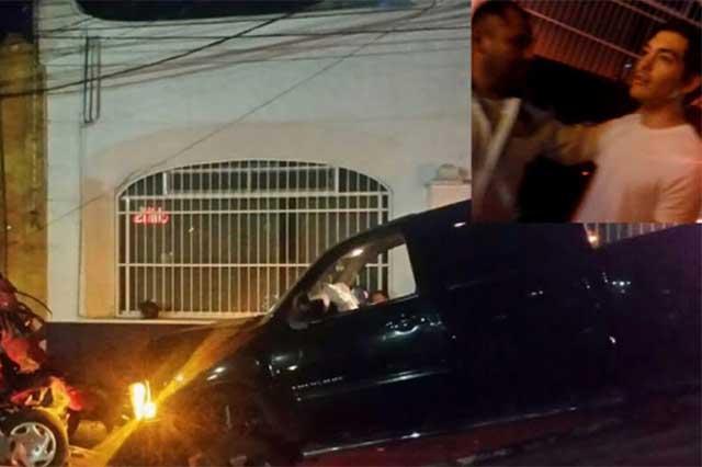 Hijo del fiscal Carrancá acusado de homicidio culposo, en Morelos