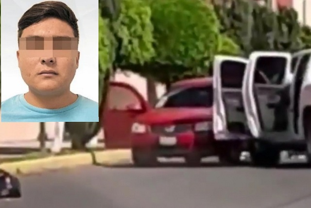 Detenido en Villas Atlixco es hijo de El Carrete, líder de Los Rojos