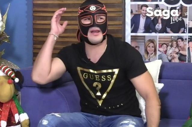 Hijo de Octagón desenmascara y demanda a Exatlón y Tv Azteca