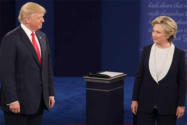En votación anticipada en Florida, Clinton aventaja a Trump por 33 mil votos
