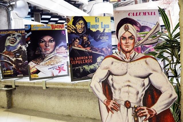 ¿Recuerdas los clásicos de las historietas mexicanas?