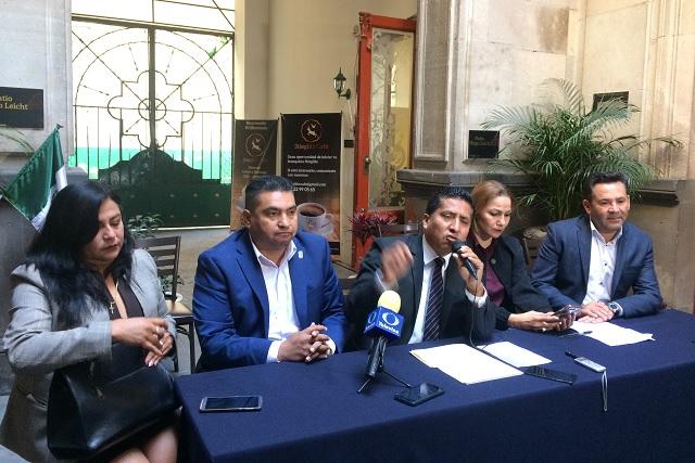 Se amenaza a ediles para que no apoyen a Armenta: diputados