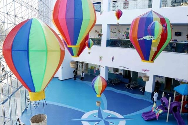 Rehabilitarán Unidad de Quemados en Hospital del Niño Poblano