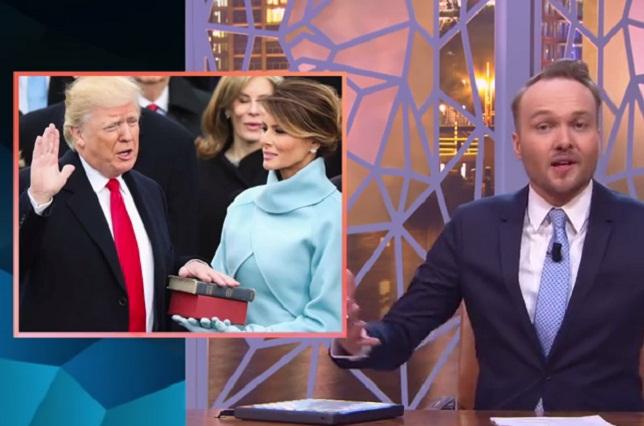 Holanda se burla de Donald Trump, de su muro y lo llaman amigo