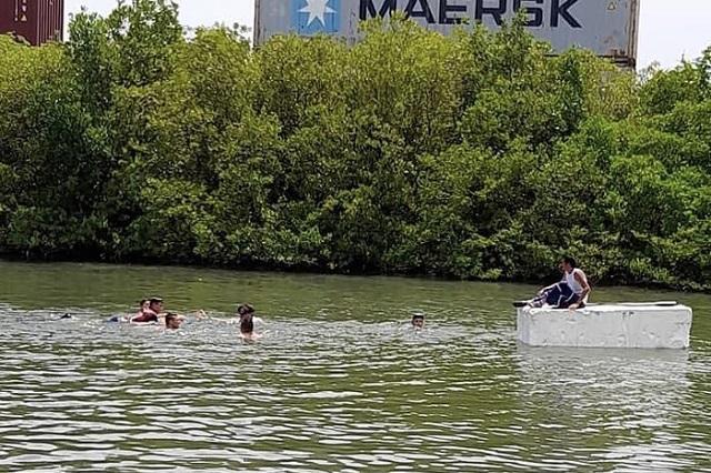 Hombre muere ahogado tras salvar a su hija en Colima