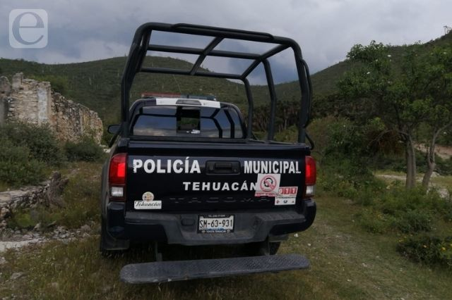 Hallan a hombre muerto cerca del CBTIS 229 en Tehuacán