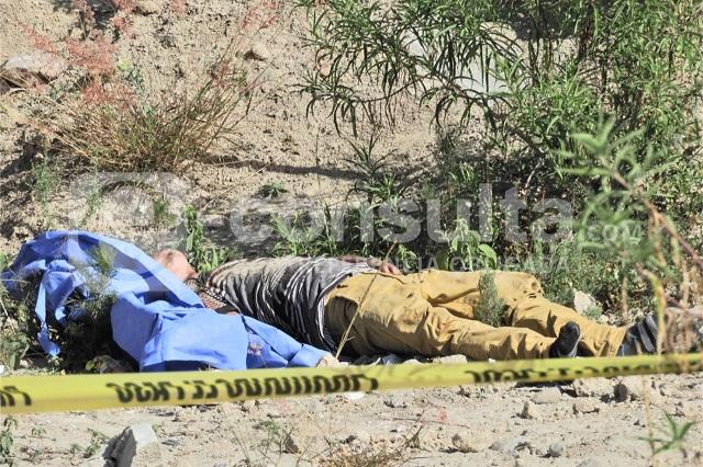 Hallan sin vida a un hombre en terrenos de Totimehuacan