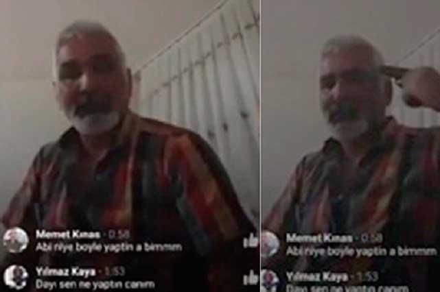 Joven se casa sin permiso de su padre y él transmite su suicidio en Facebook