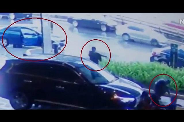 Hallan en la Magdalena Contreras vehículo de atacantes de Plaza Artz