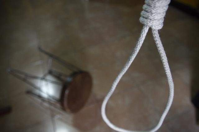Hombre de 37 años se ahorca en su casa de Reforma Sur