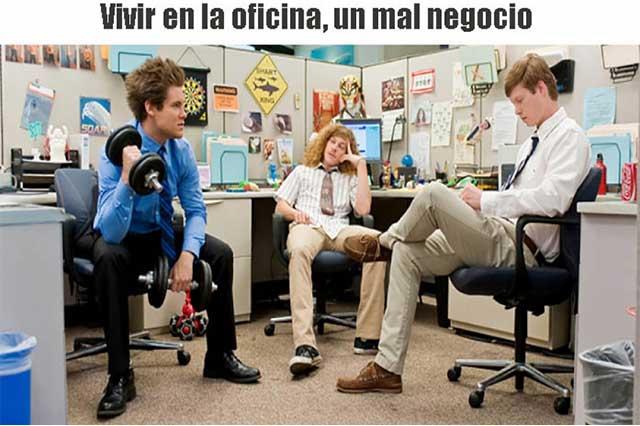 Según estudio, los home office no disfrutan de su vida