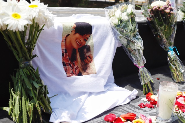 Procesan a El Marce por el feminicidio de Monserrat en Xonaca