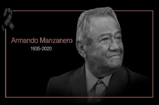 Así fue el homenaje virtual que le hicieron a Armando Manzanero