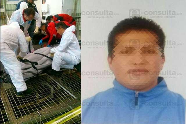 Detienen al presunto homicida de empleado de VW en Puebla