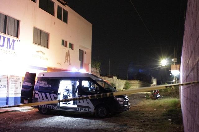 Ex policía estatal asesinó al comandante Veneno