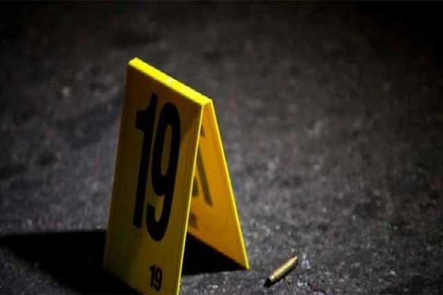 Ejecutan a balazos a dos hombres en Chignahuapan