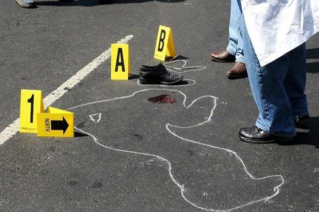Se dispara tasa de homicidios en Puebla durante los últimos 4 años