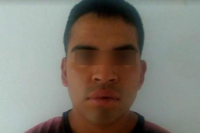 Reporta Fiscalía detención de homicida de Aldo en Tehuacán