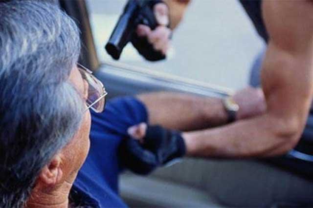 En 3 años, 65 mil homicidios en México y en 12 meses, 33 millones de delitos