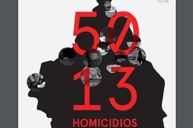 Suben 26% puntos críticos de homicidios en la CDMX, dice México Evalúa