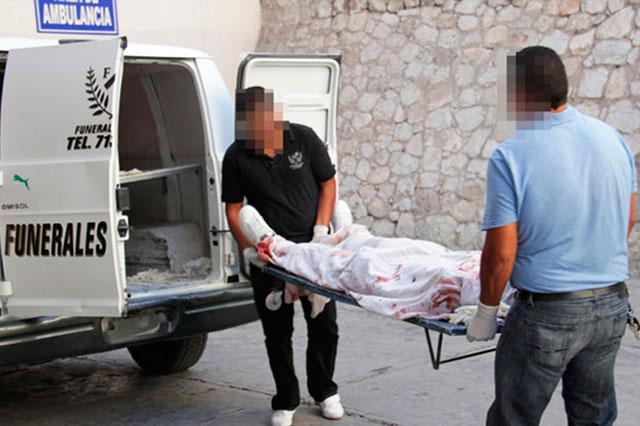 A balazos matan a dos personas en Texmelucan y Chignahuapan
