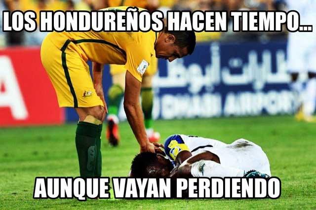 Tristeza y burlas: Memes trituran a Honduras por no ir al Mundial de Rusia