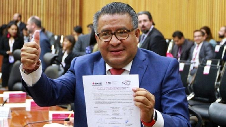 Morena confía que revertirá la multa de 197 mdp que le impuso el INE