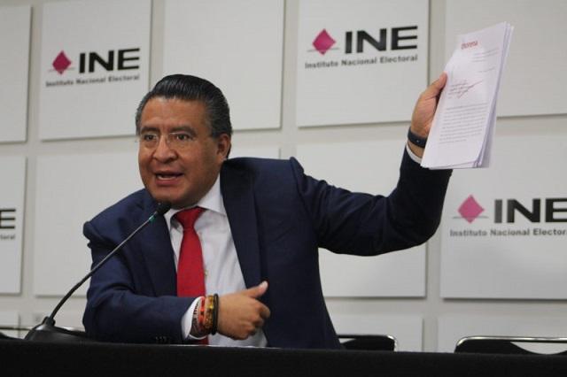 Fiscalización del INE no debilita impugnación de Morena: Duarte