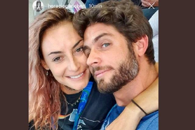 Marimar Vega y Horacio Pancheri presumen su amor en redes