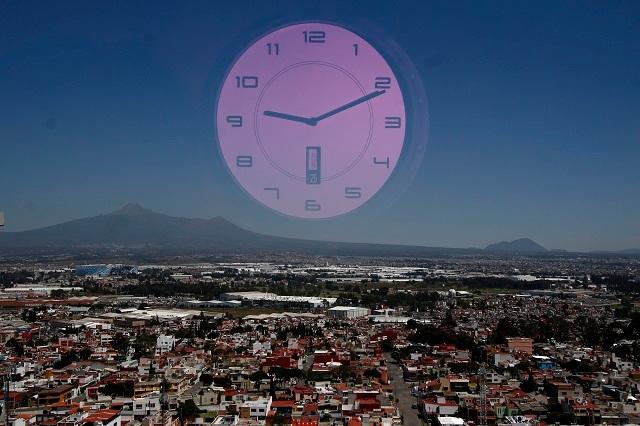 Adelante su reloj, este domingo inicia el Horario de Verano