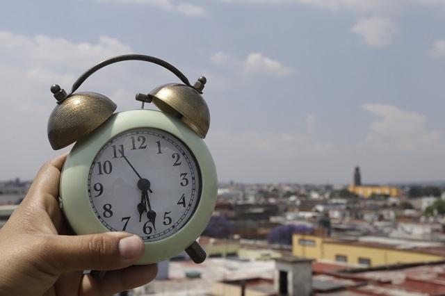 ¿Sabes cuándo inicia el horario de invierno 2020?