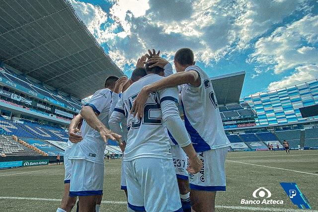 Listos los horarios para la Final Sub 17 entre Puebla y Necaxa
