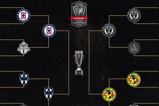 Concacaf anuncia calendario para semifinales de Liga de Campeones