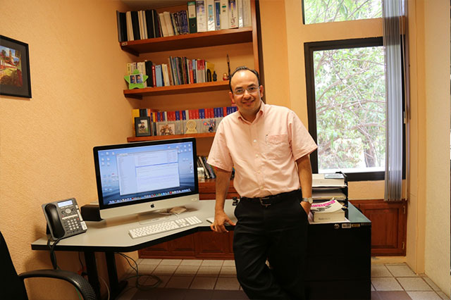 INAOE, única institución mexicana en proyecto Horizon 2020